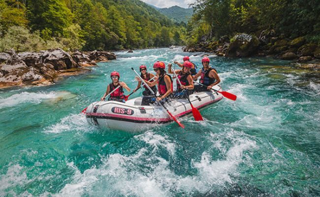 Où faire du rafting en France ?